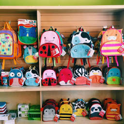 Children's bags and backpacks