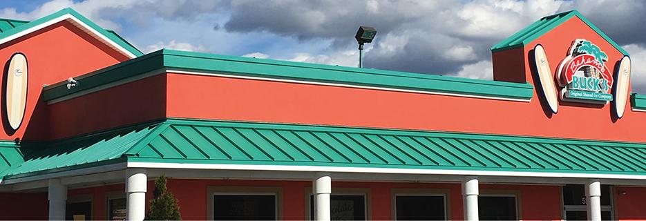 Bahama Buck's in Orlando, Florida banner