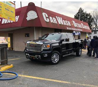truck washing baldwin final touch car wash & detailing baldwin, ny