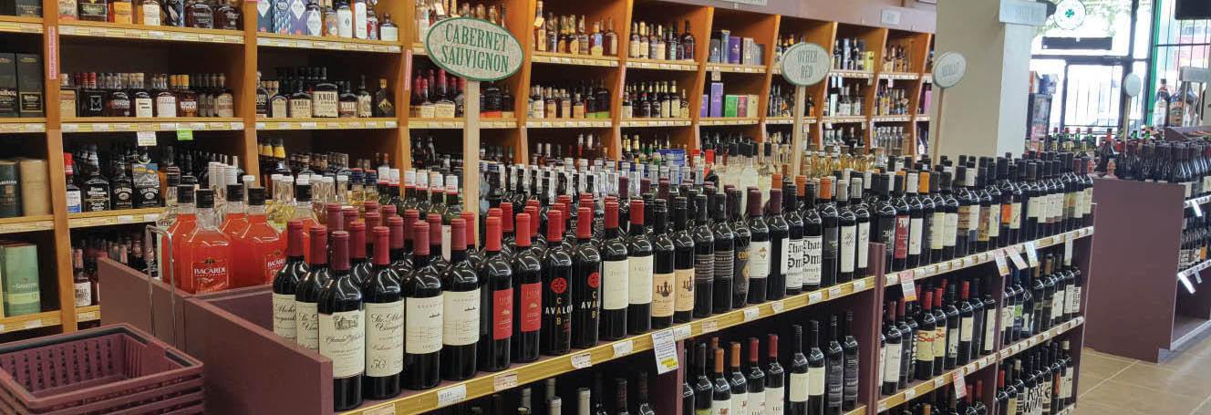 Ballard Liquor & Wine main banner image - Seattle, WA - Ballard, WA
