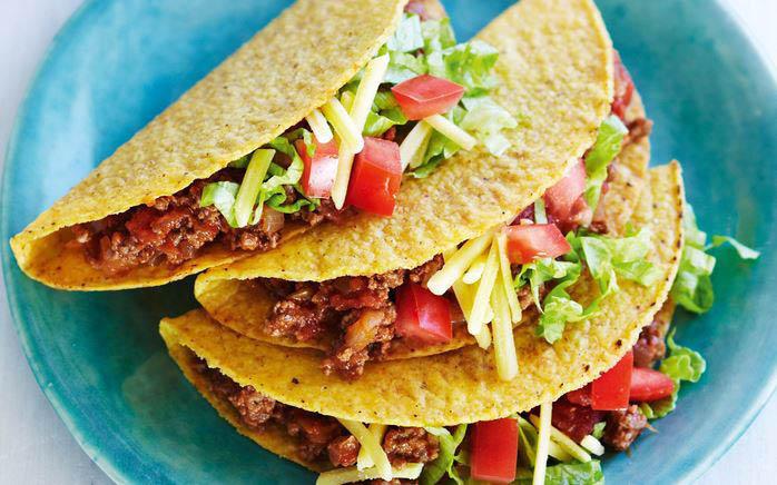 Mexican food and tacos served at Ballard Liquor & Wine in Ballard, WA - Seattle liquor stores
