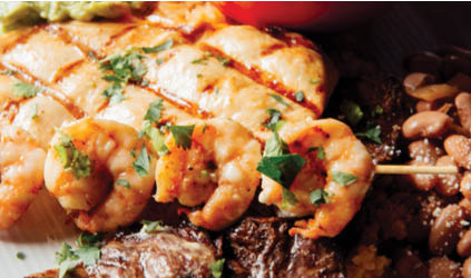 Fresh and authentic flavors in all of the Mexican dishes at Bandidos Restaurant & Cantina - Seattle Mexican restaurant coupons near me - Mexican food coupons near me