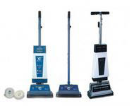 photo of carpet shampooers from Bank's Vacuum stores