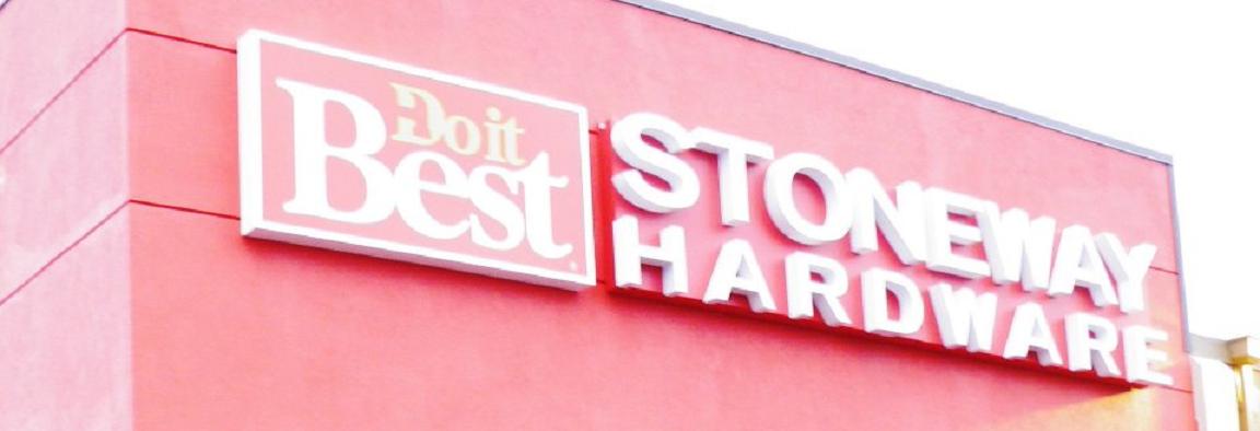 Stoneway Hardware in Seattle, WA banner image