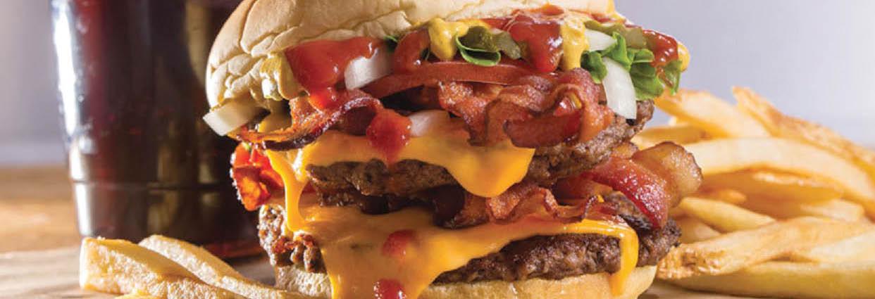 Wayback Burgers main banner image - Bellevue, WA