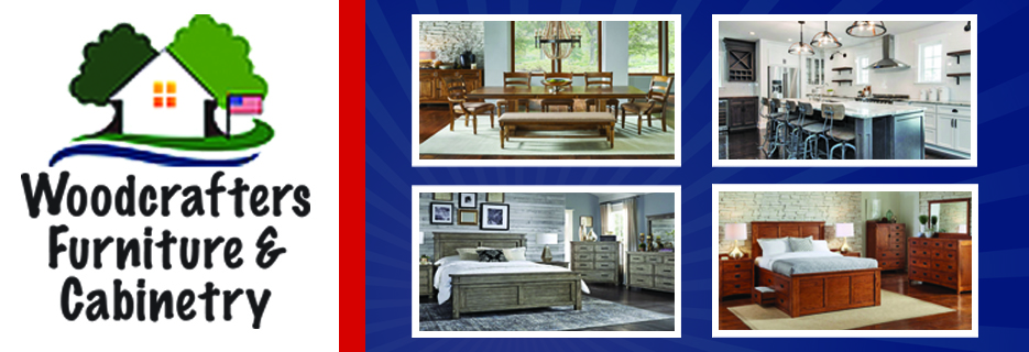 Woodcrafters Furniture & Cabinetry banner image