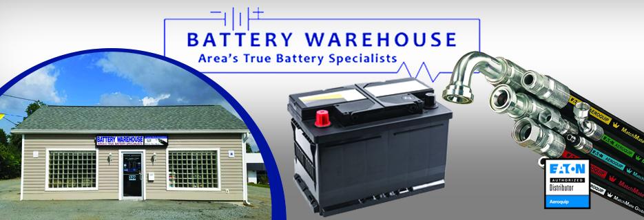 Battery Warehouse located in Leesburg, VA
