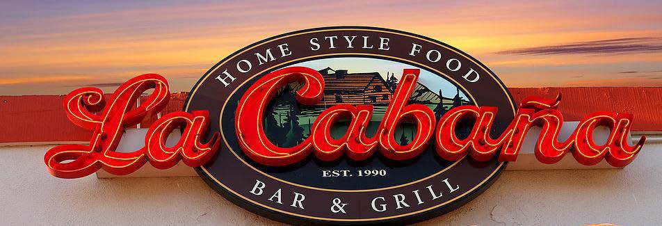 La Cabana in Suisun City, CA banner ad