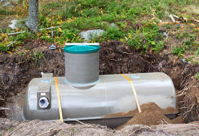 repairs, replacement for septic tank in Windsor, CA