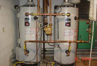 Repairs for water heater in Sonoma