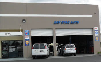 Bay Star Auto Care is a Automotive Repair Auto repair & service station and smog shop