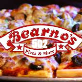 Bearno's 502, sports bar, pizza, subs, family, pasta dishes