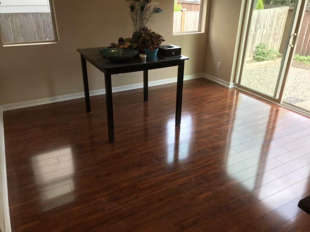 New hardwood floors - hardwood floor installation by SPF Construction LLC in Federal Way, WA - hardwood floor installation in Federal Way - Federal Way flooring companies near me