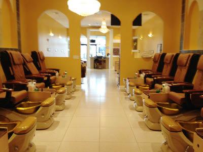 beauty sense nails and spa studio