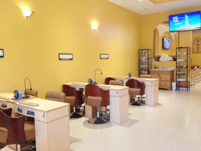 Beauty Sense Nail and spa services