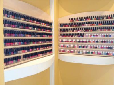 beauty sense nail and spa nail polish