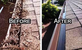 Gutter cleaning, gutter repair near Arlington