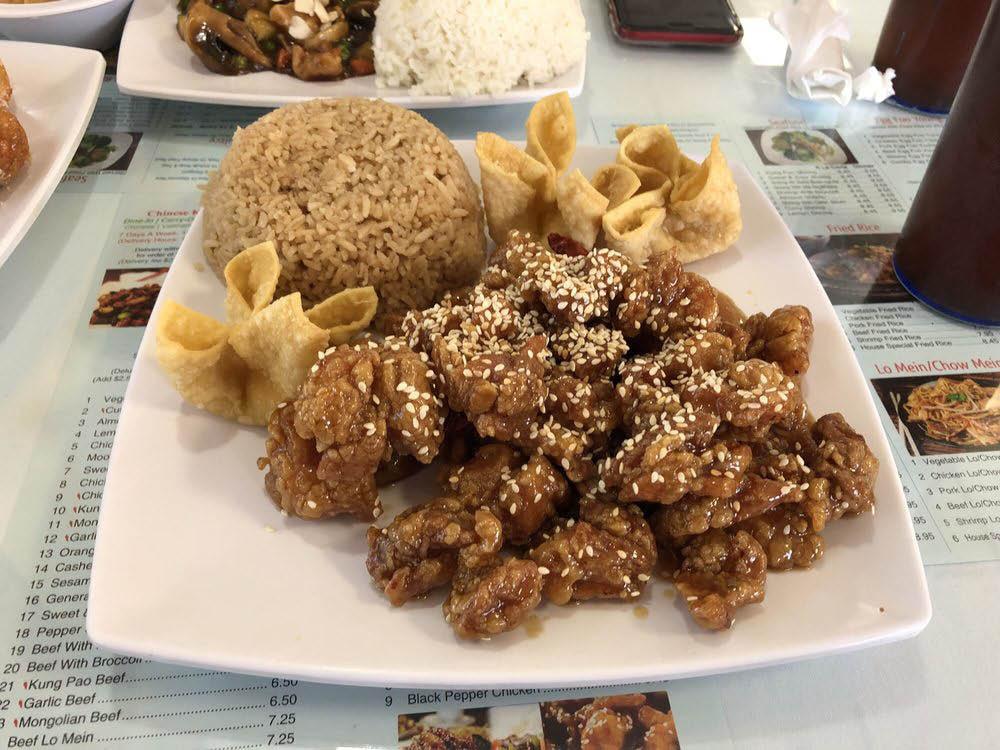Beijing Express Sesame Chicken