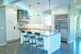 Kitchen Remodel by Bell Home Solutions