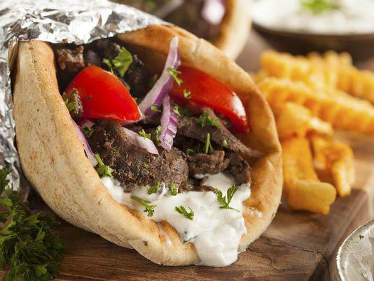 Bella Balducci's Mediterranean Cuisine - Gyro Special - delicious Greek gyros - Monroe, WA - Kirkland, WA