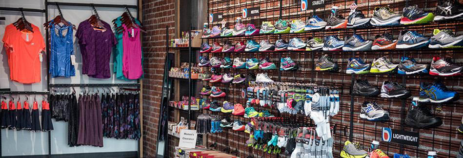 Running, walking and hiking shoes and gear in Bellingham, WA