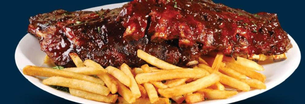 photo of ribs from Belly Busters in Plymouth, MI