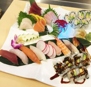 Asian cuisine, chinese food, japanese dishes, sushi, take out, delivery, and dine-in in Bristow, VA.
