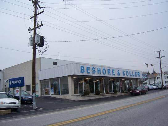 Beshore & Koller Ford, Sales, Service, New Cars, Used Cars, Dealership, Parts, Car Repair