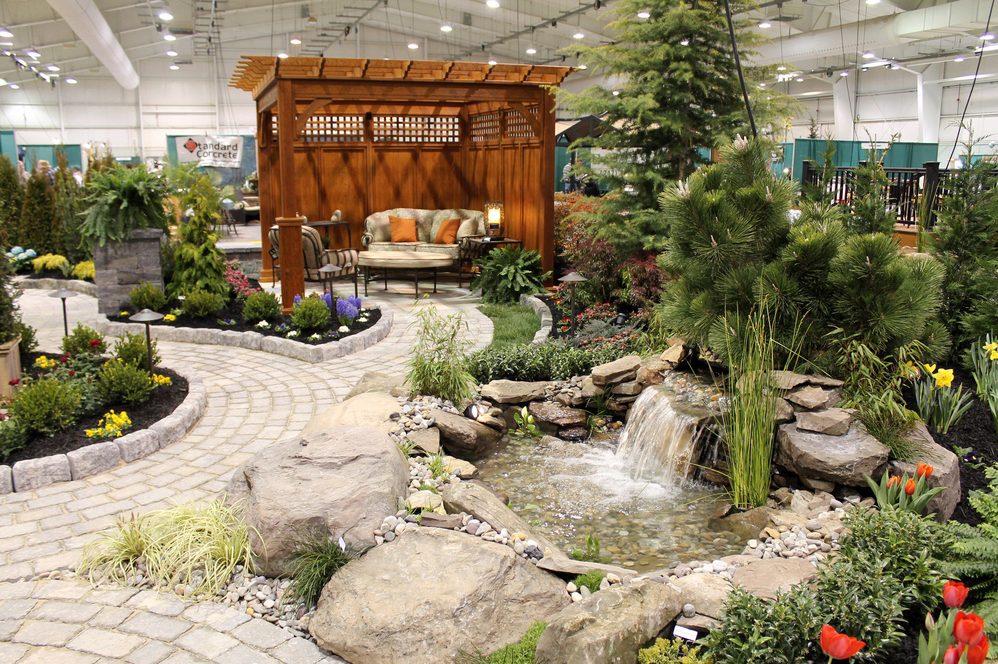 Big Home & Garden Show - St Martin's University Marcus Pavilion - April 25 & 26, 2020
