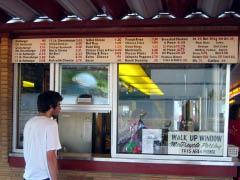 Big Star Drive In Burger Logo in Racine, WI