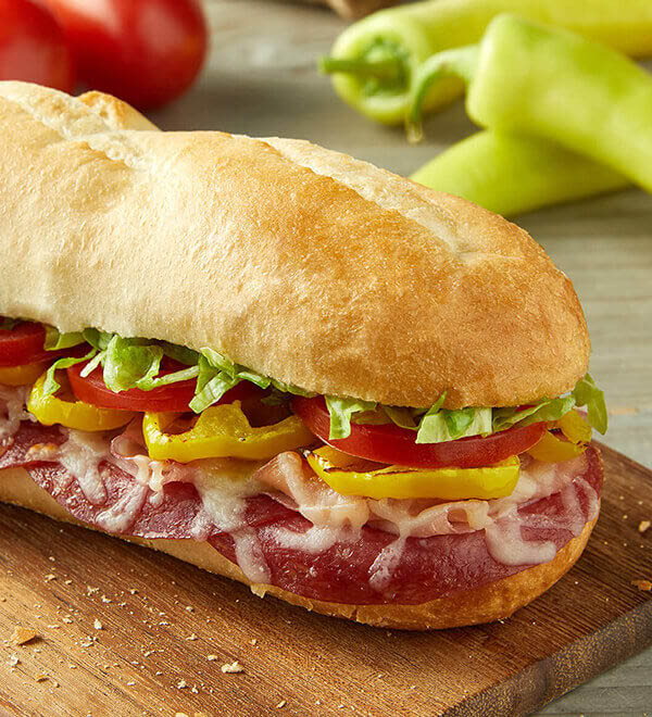 donatos pizza big don italian sub hamilton ohio