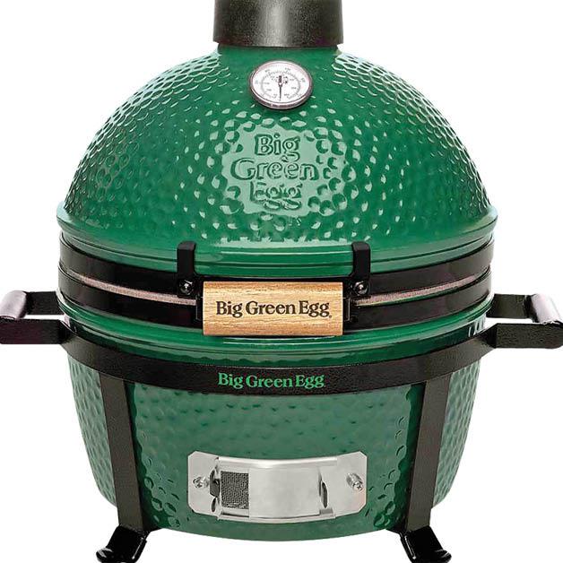 Big Green Egg cooker