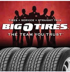 Big O Tires new tires for sale logo