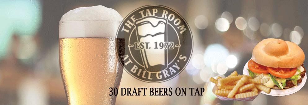 Bill Grays tap Room Rochester NY