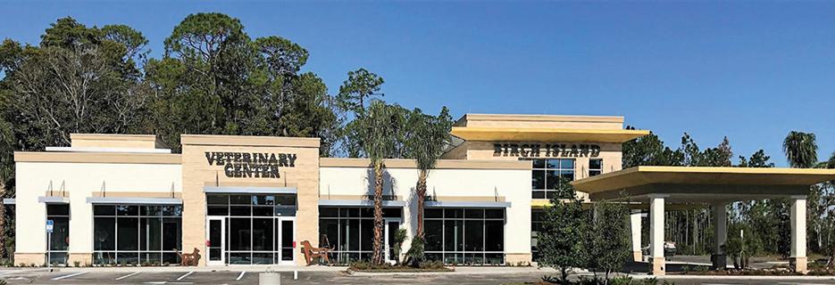 Birch Island Veterinary Center Jacksonville FL banner
