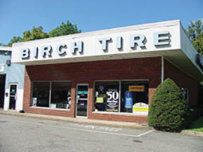 Birch Tire & Automotive Service located in Rockaway NJ