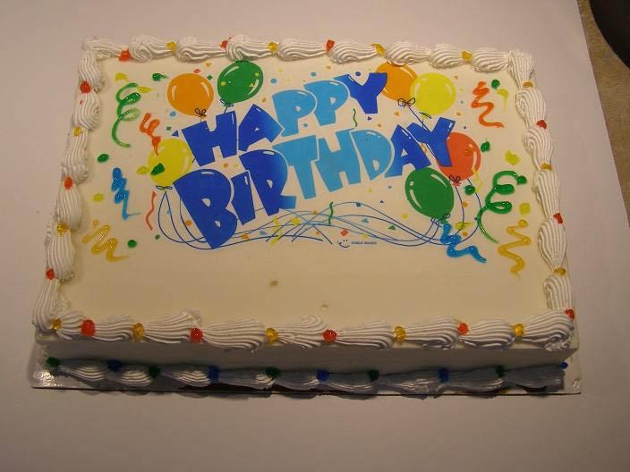 Ice Cream Cake, Cake, Ice Cream, Vanilla, Chocolate, Birthday, Birthday Cake, Debbie's Soft Serve, Celebration