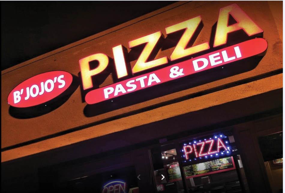 B Jojo's Pizzeria restaurant exterior photo by Addams, CA