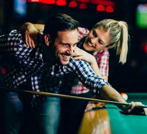 Sports bar and pool tables BDK's back yard joint phoenix arizona restaurant