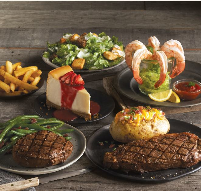 Black Angus Prime Club Black Angus SteakHouse Dinner for two deals Dinner for 2