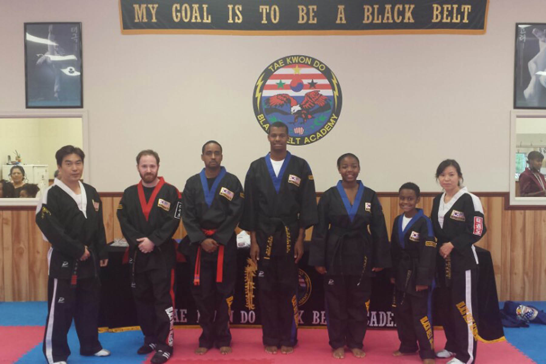 Weapon classes, self defense classes, martial arts in Southern Maryland