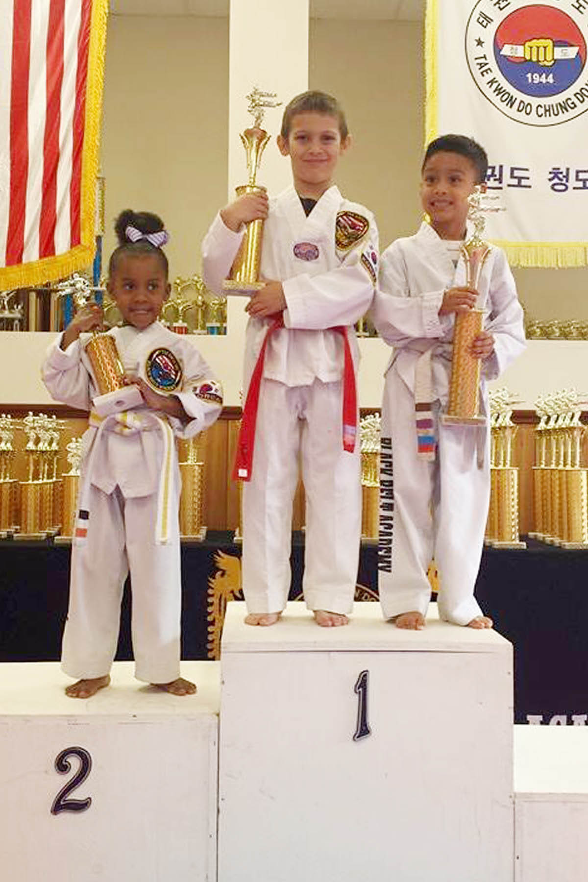 Black Belt Adademy in Charles County, Tae Kwon Do in Southern Maryland