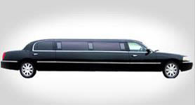 Limo service for weddings and special events