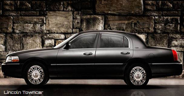 Rent a Lincoln Towncar after your next corporate event to skip the worry of travel.