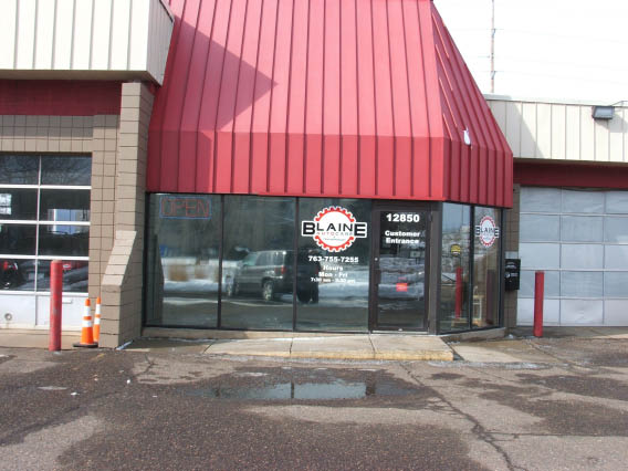 Auto shop in Blaine, MN
