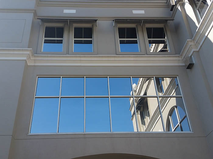 AL'S WINDOW TINTING & CUSTOM WINDOW TREATMENTS, COMMERCIAL WINDOW TINTING save on shutters save on window coverings