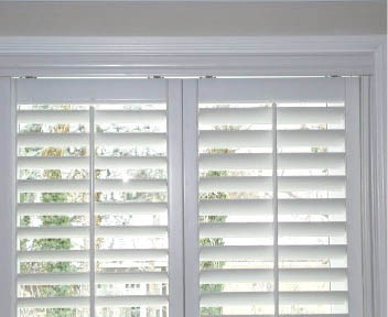 Update your home with custom window shutters interior by Blinds International