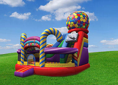 Blue Sky Inflatables Jump House in Milwaukee County