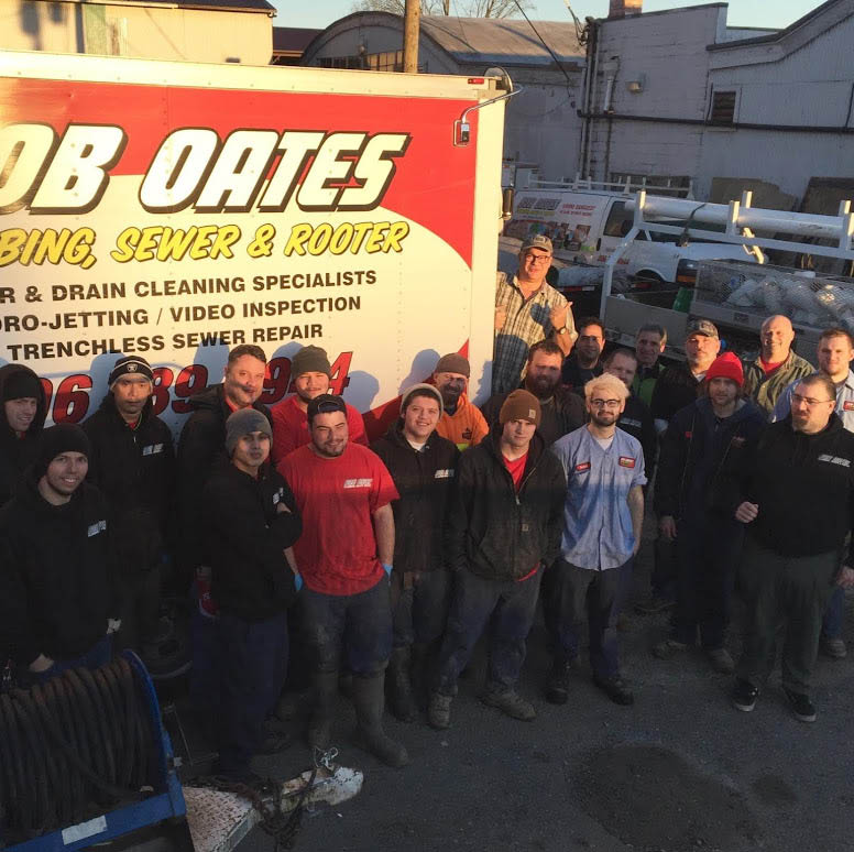 Seattle plumbers - Bob Oates friendly employees - professional plumbers - plumbing - sewer repair - drain cleaning