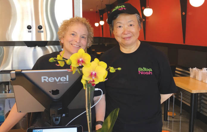 Meet owners Monica Pa and Liz Greenberg of Boba Nosh in Novato, CA